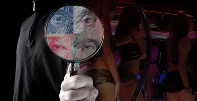 Thai bar girl scam